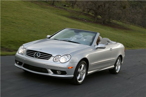 mercedes-benz clk 350 avantgarde #0