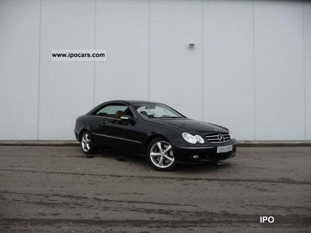 mercedes-benz clk 350 avantgarde #3