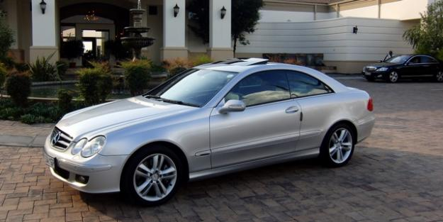mercedes-benz clk 350 avantgarde #6