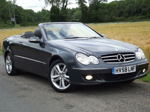 mercedes-benz clk 350 avantgarde #7