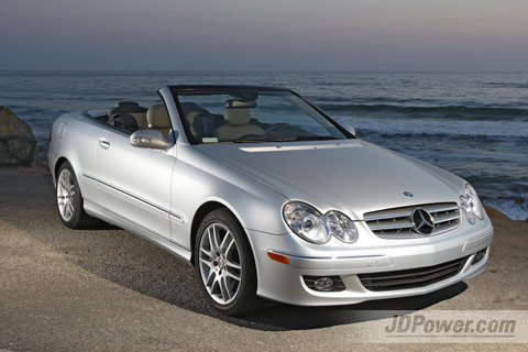 Image gallery 2010 mercedes clk350 for 2010 mercedes benz clk350