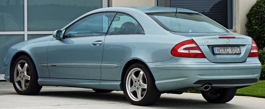mercedes-benz clk 500 avantgarde #0