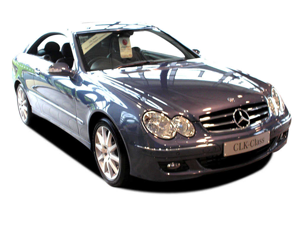 mercedes-benz clk 500 avantgarde #2