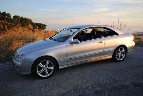 mercedes-benz clk 500 avantgarde #4