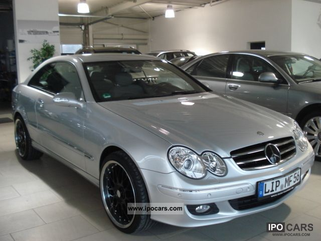 mercedes-benz clk 500 avantgarde #5
