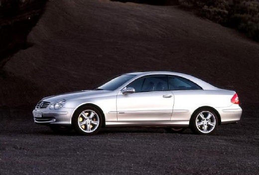 mercedes-benz clk 500 coupe #3