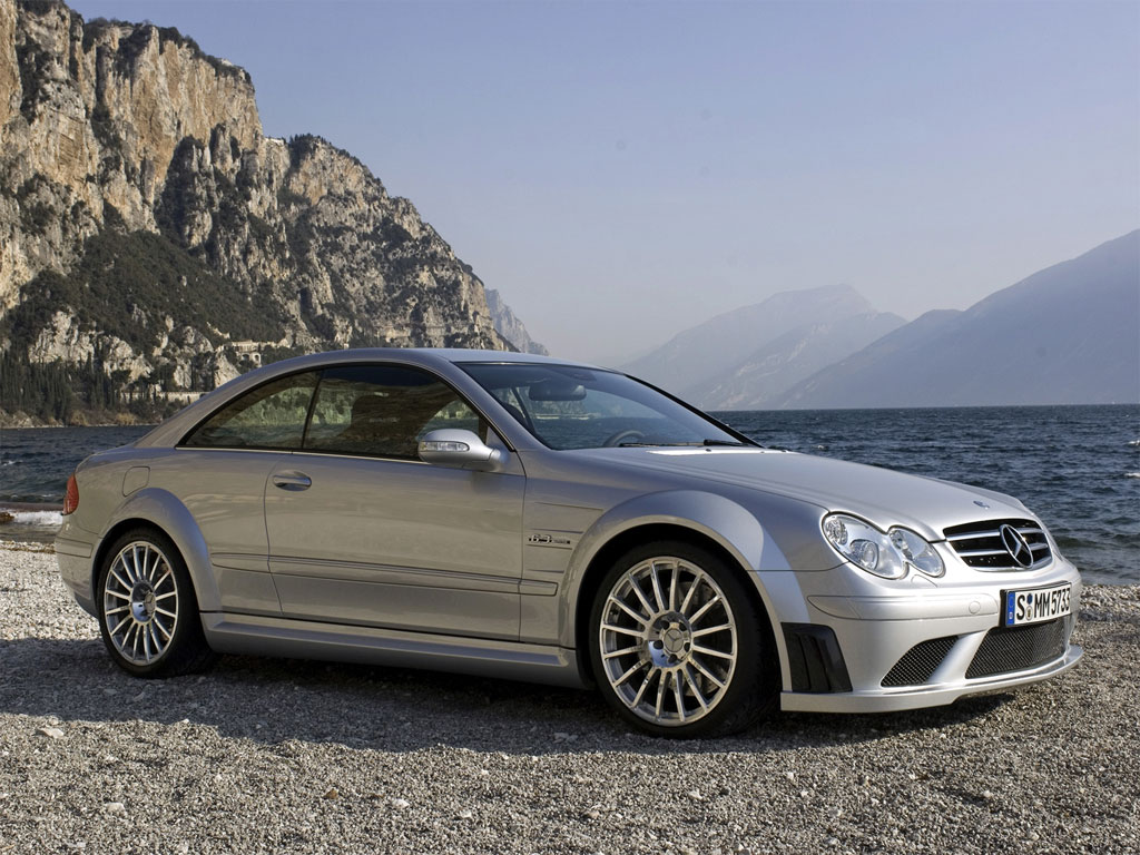 mercedes-benz clk 500 coupe #4