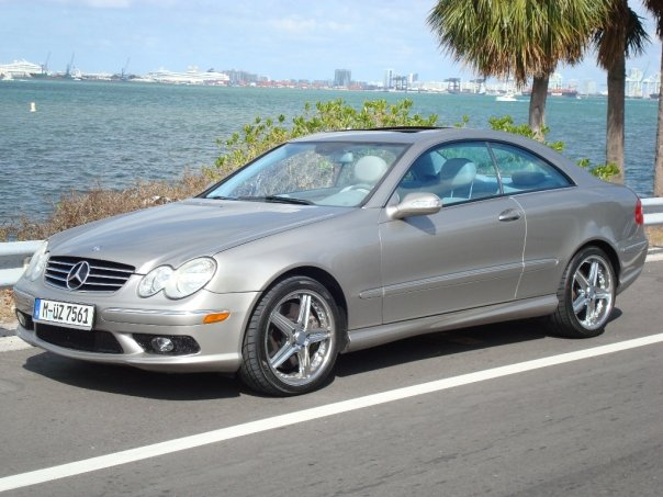 mercedes-benz clk 500 coupe #6