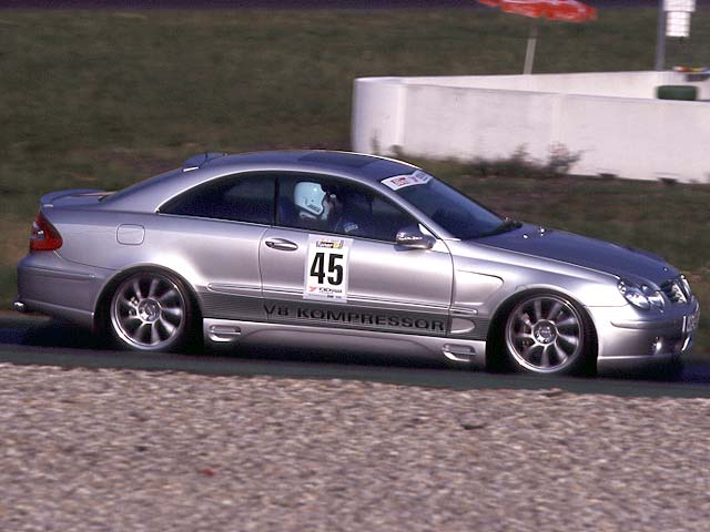 mercedes-benz clk 500 coupe #7