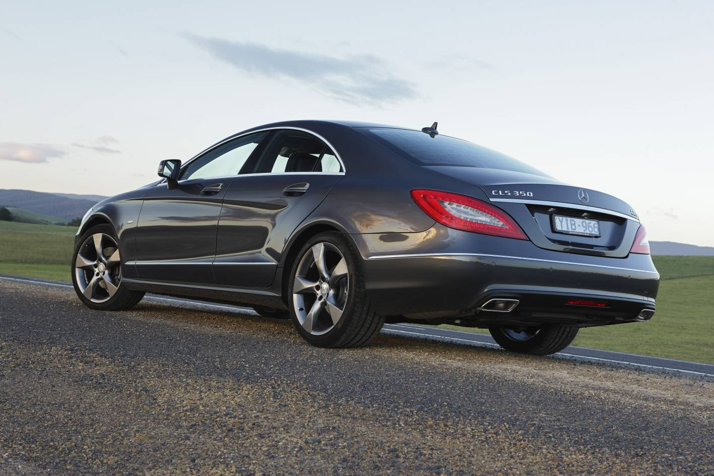 mercedes benz cls 350 cdi photos and comments
