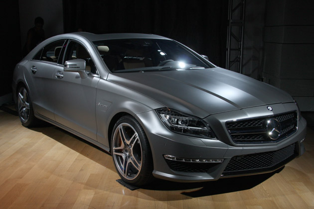 mercedes-benz cls 63 amg coupe #0