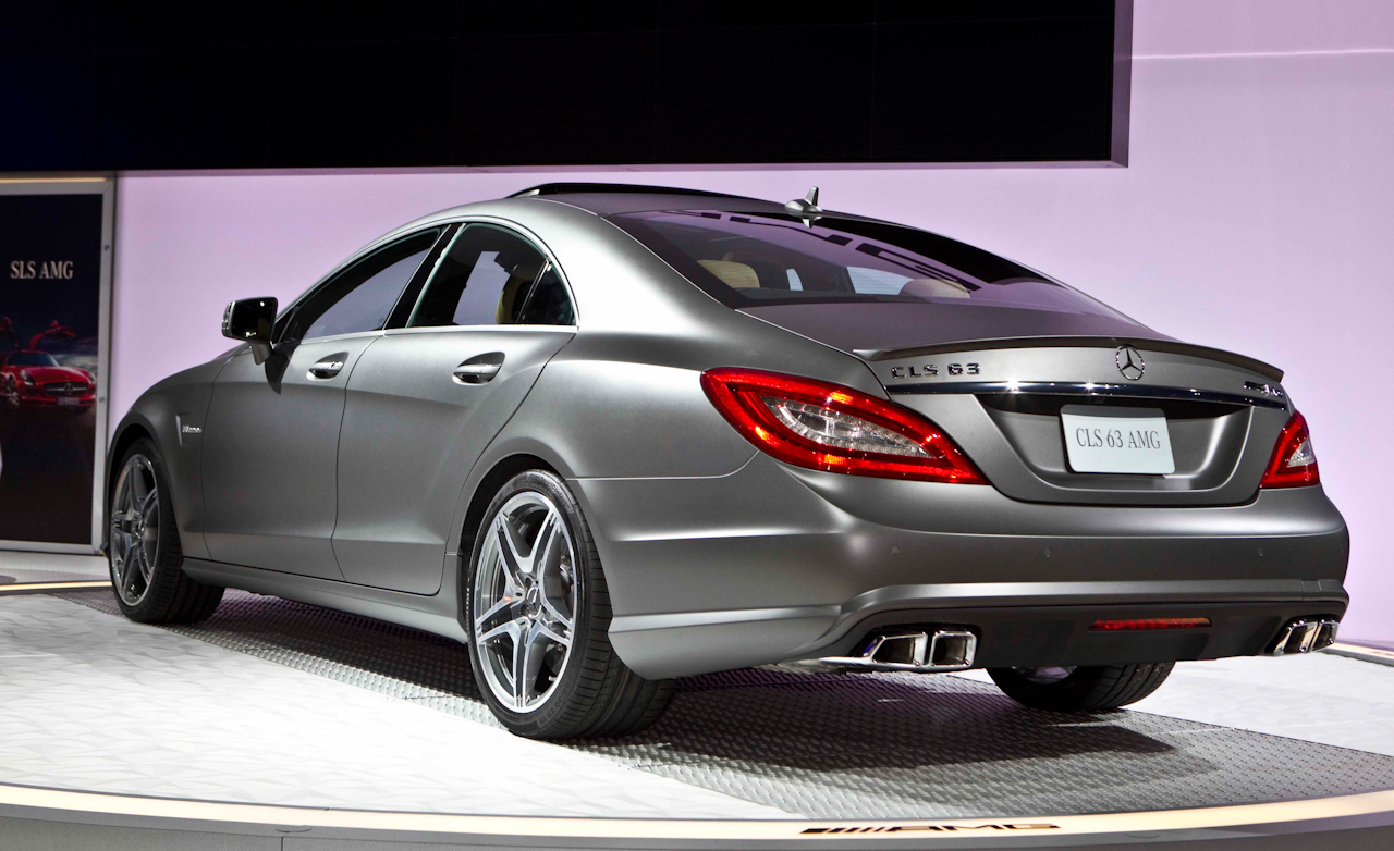 mercedes benz cls 63 amg coupe photos and comments www. Black Bedroom Furniture Sets. Home Design Ideas