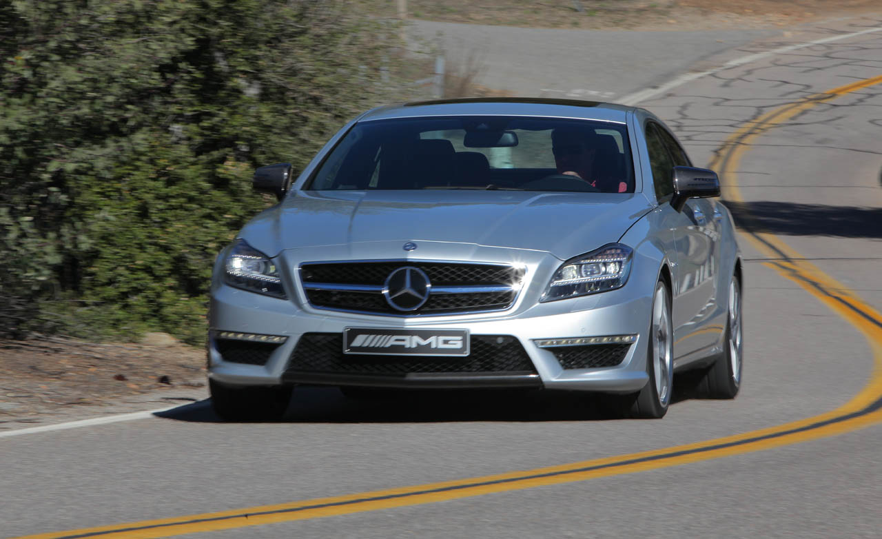 mercedes-benz cls 63 amg coupe #7