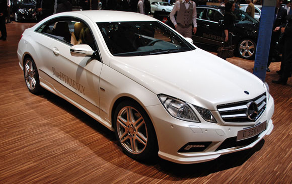 mercedes-benz e series #3