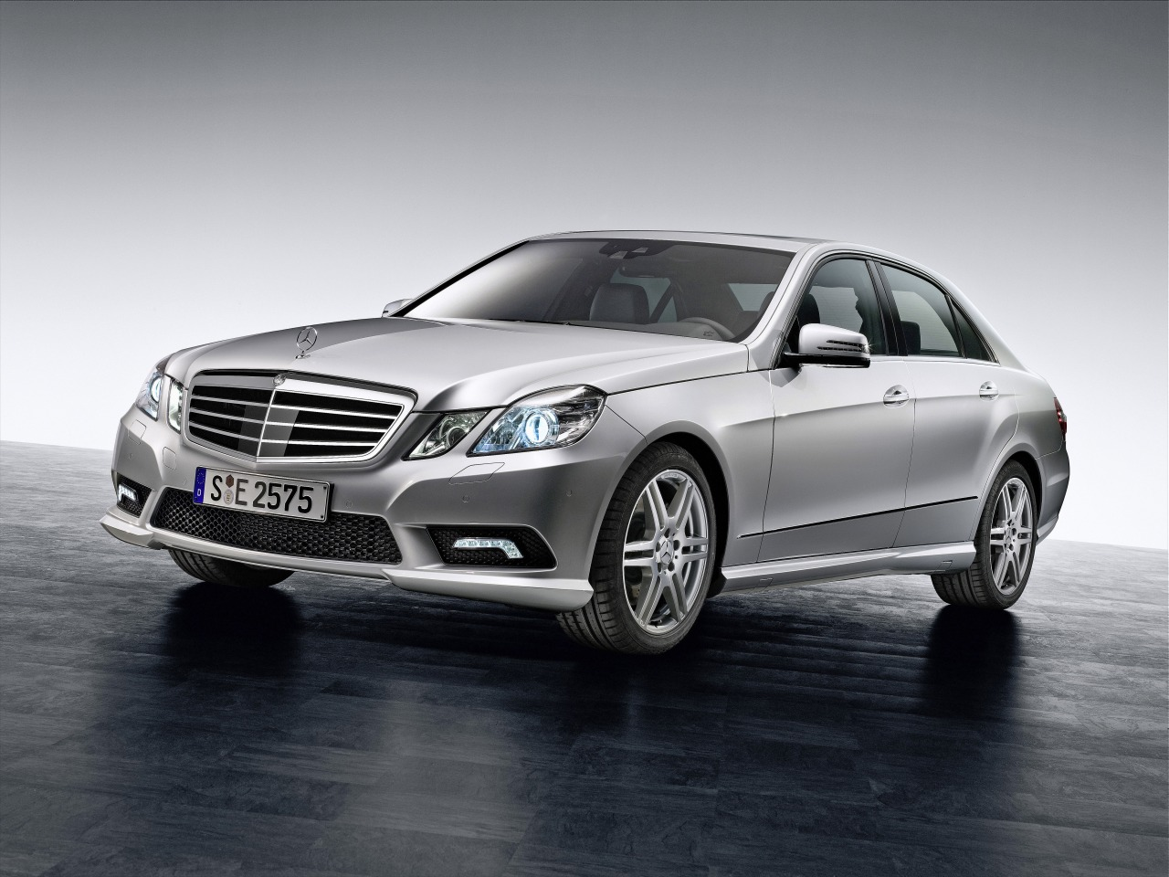 mercedes-benz e series #4
