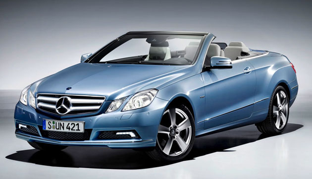 mercedes-benz e series #6