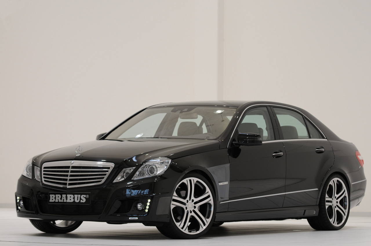 mercedes-benz e series #7