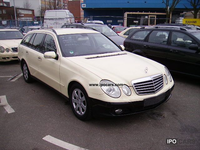 mercedes benz e 200 cdi classic photos and comments www. Black Bedroom Furniture Sets. Home Design Ideas