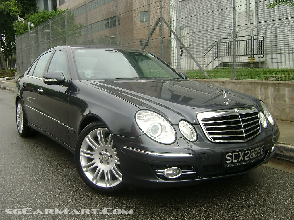 mercedes benz e 200 k avantgarde photos and comments. Black Bedroom Furniture Sets. Home Design Ideas