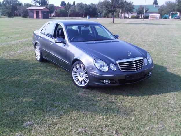 Mercedes Benz E 280 Avantgarde Photos And Comments Www