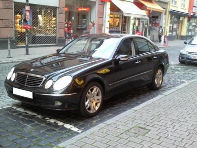 mercedes-benz e 320 cdi avantgarde