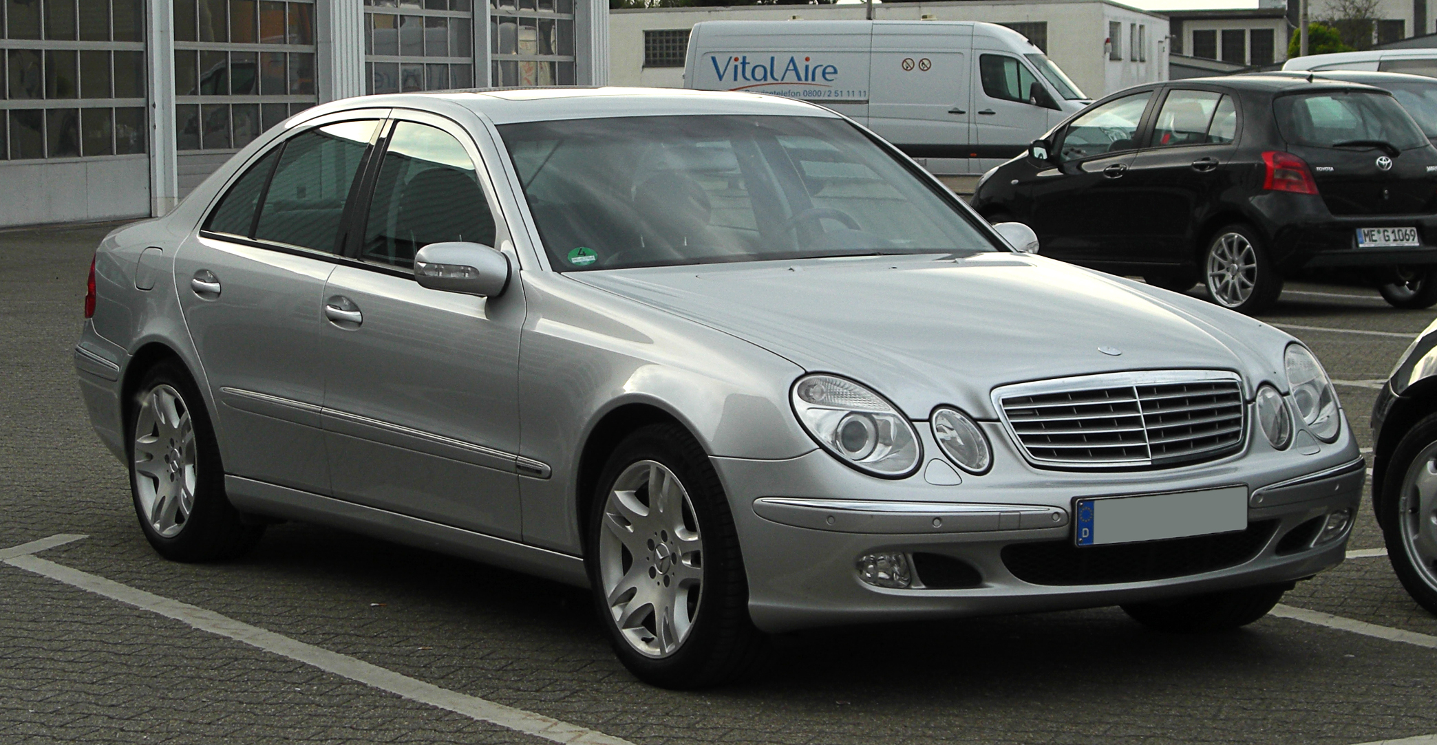 mercedes benz e 500 elegance photos and comments www