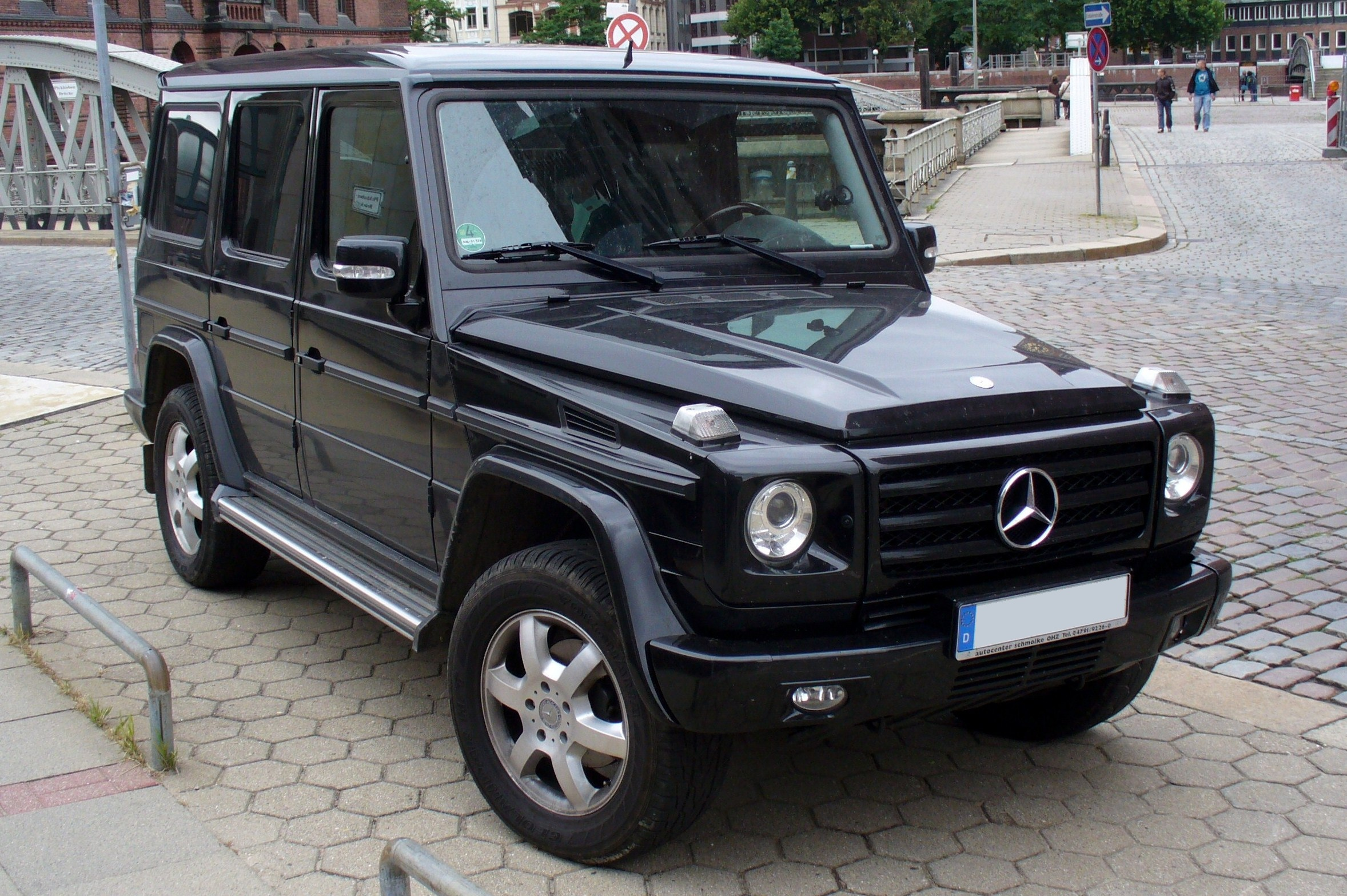 mercedes benz g 350 cdi photos and comments. Black Bedroom Furniture Sets. Home Design Ideas