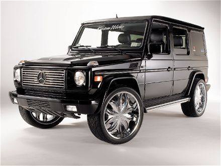 mercedes-benz g 500-pic. 2