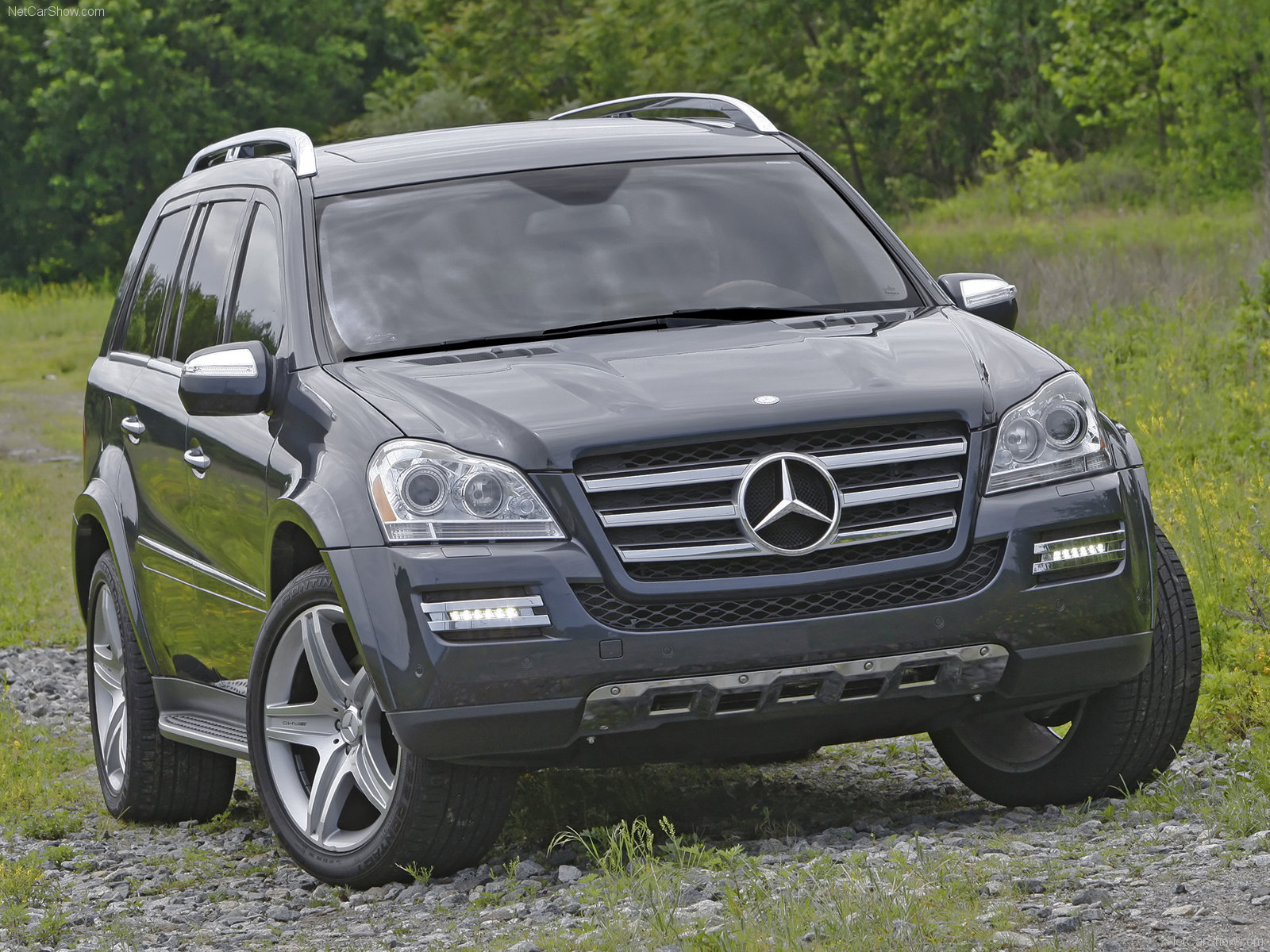 mercedes benz gl 350 cdi photos and comments. Black Bedroom Furniture Sets. Home Design Ideas
