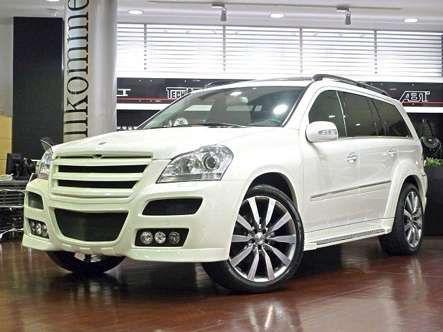mercedes-benz gl 550 4matic #0