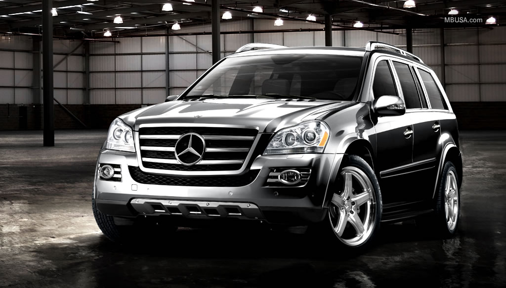 mercedes-benz gl 550 4matic #1