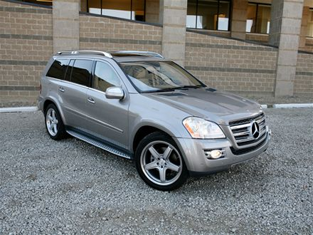 mercedes-benz gl 550 4matic #2