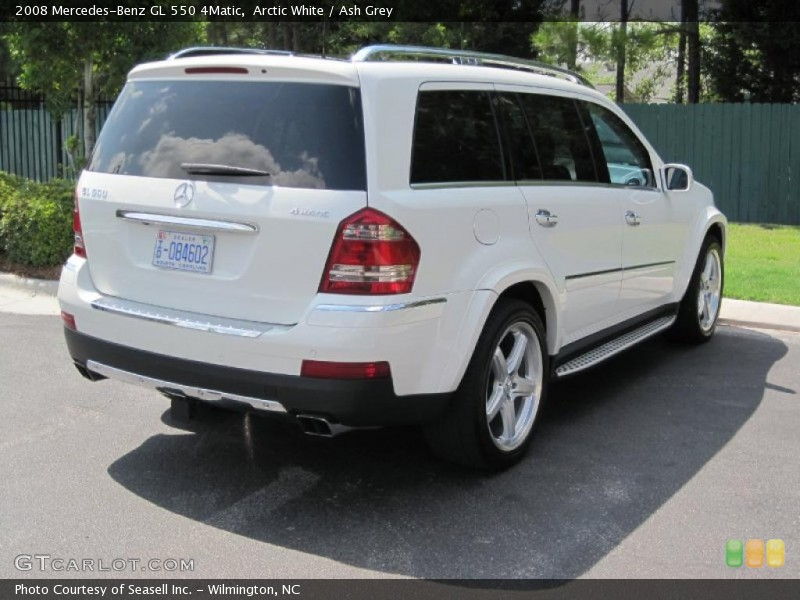 mercedes-benz gl 550 4matic #6