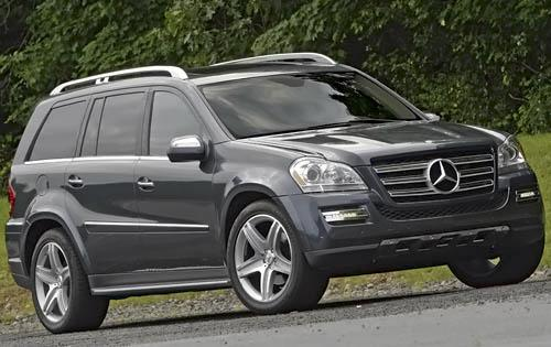 mercedes-benz gl 550 4matic #8