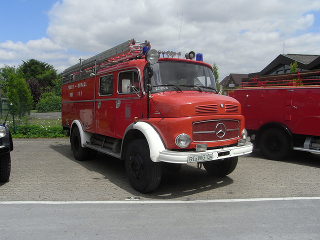 mercedes-benz laf #4