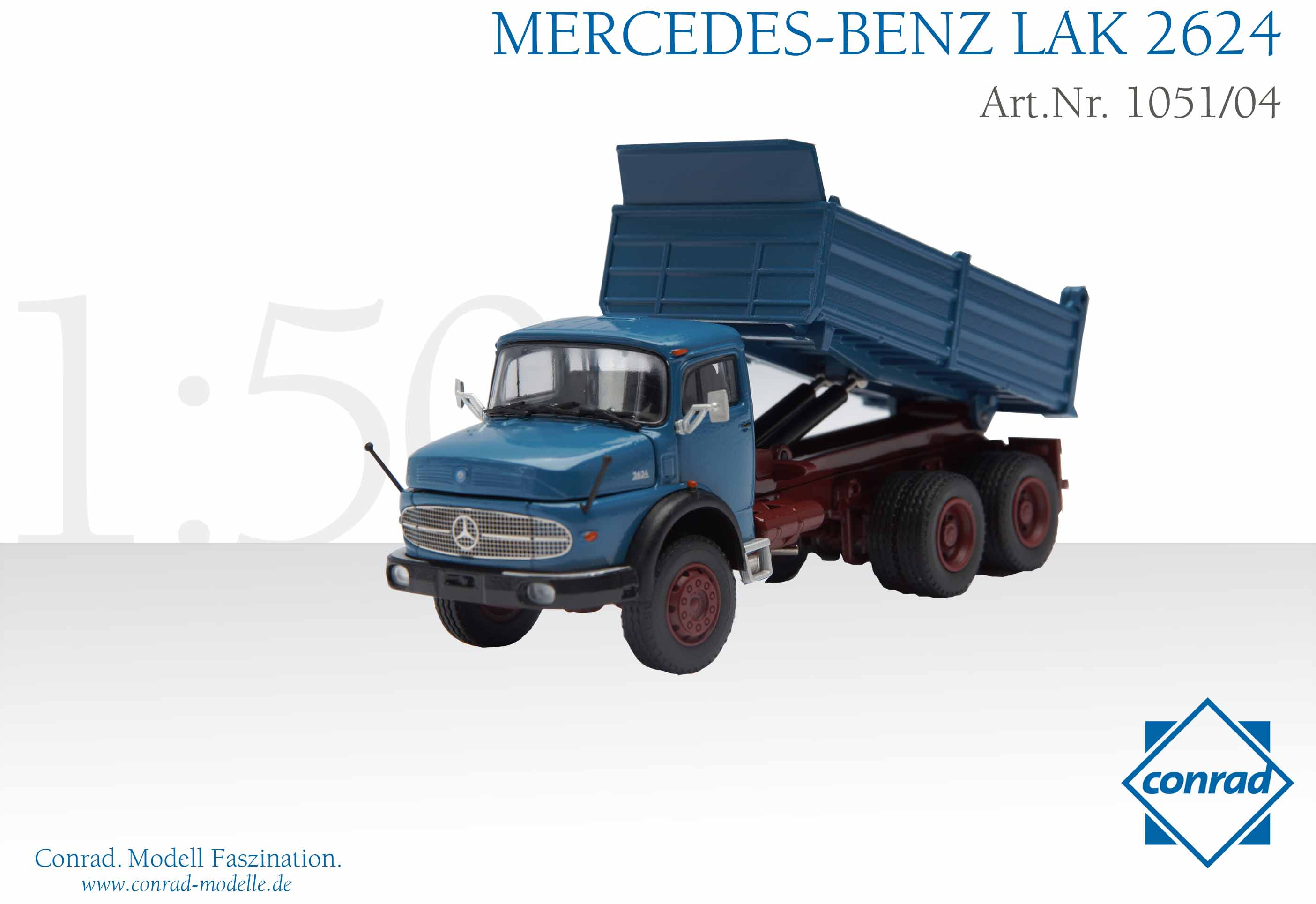 mercedes-benz lak 2624 #5