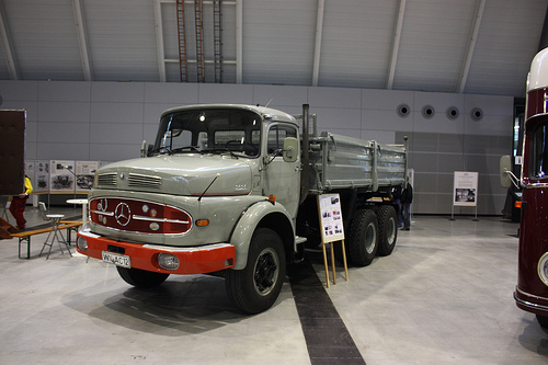 mercedes-benz lak 2624 #7