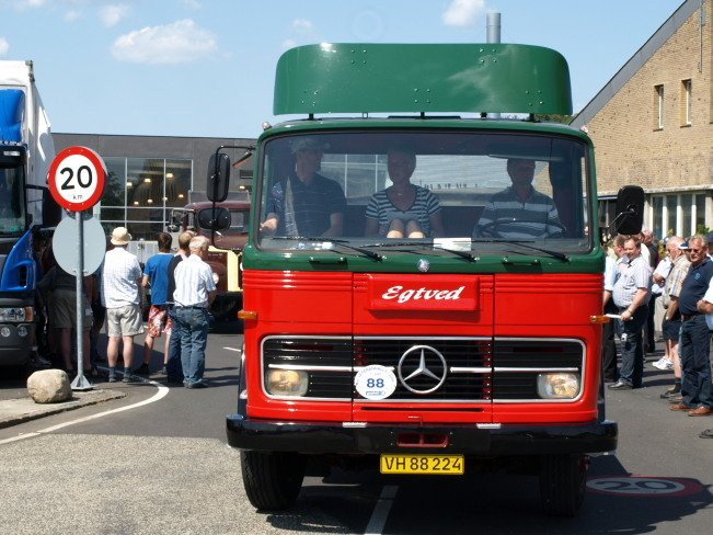 mercedes-benz lp 1113 #4