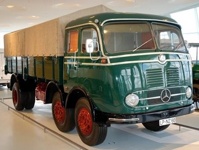 mercedes-benz lp 321-pic. 1