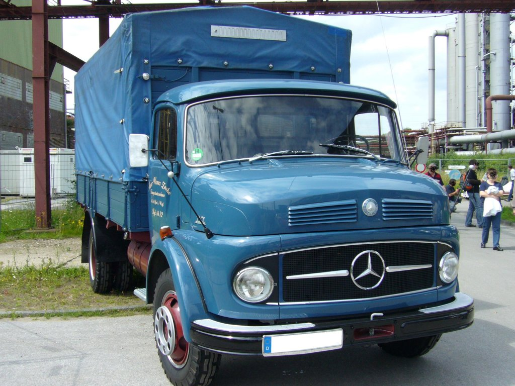 mercedes-benz lp 710 #5