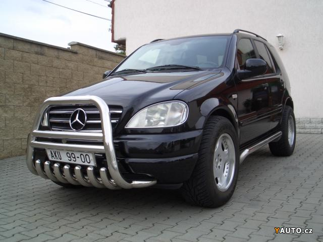 mercedes-benz ml 270 cdi-pic. 1