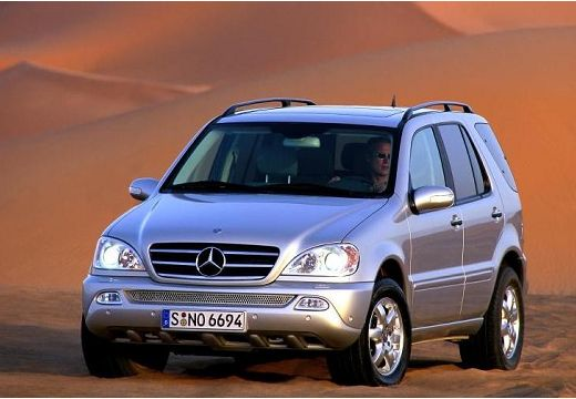 mercedes-benz ml 270 cdi-pic. 2