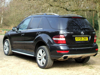mercedes-benz ml 280 cdi-pic. 2