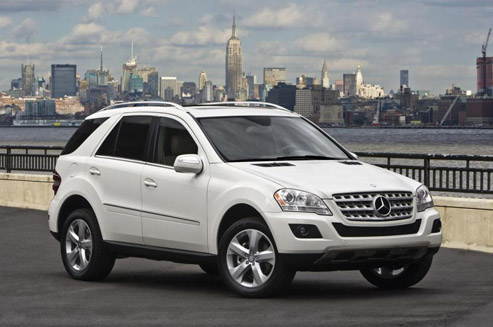 mercedes-benz ml 320-pic. 2