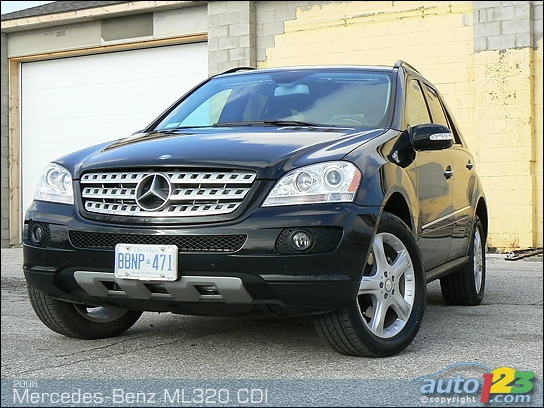 mercedes-benz ml 320 cdi #2