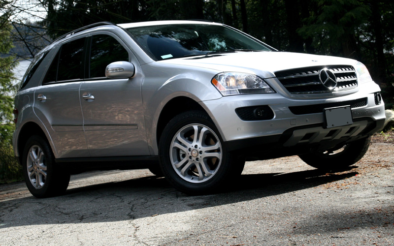 mercedes-benz ml 320 cdi #3