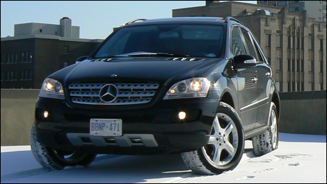 mercedes-benz ml 320 cdi #5