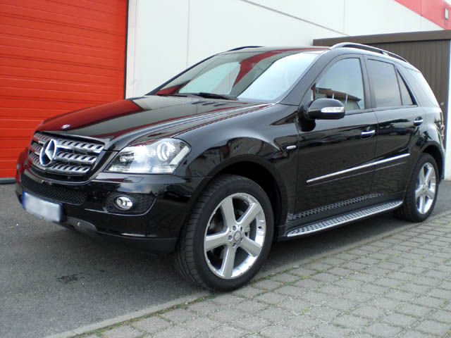 mercedes-benz ml 320 cdi #8