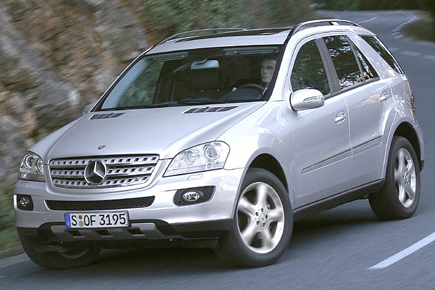mercedes-benz ml 350 cdi-pic. 2