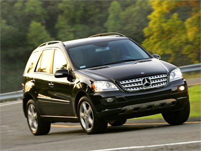 mercedes-benz ml 400 cdi-pic. 3
